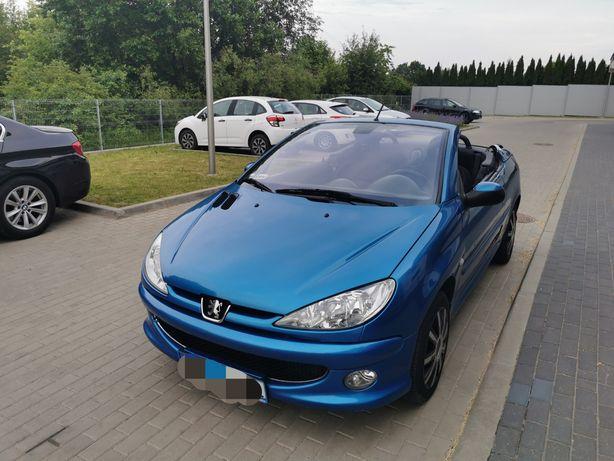 Peugeot 206 CC polift 1.6 16v