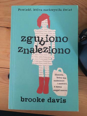 Brooke Davis ksiazka zgubiono znaleziono
