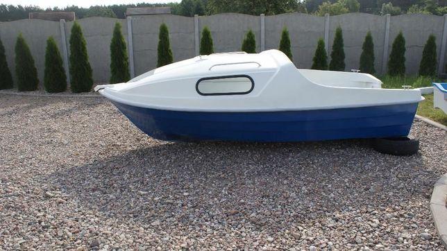 Łódź, łódka kabinowa, wędkarska PRODUCENT Laminex łodzie zimowa promoc