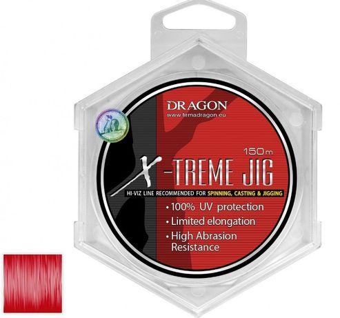 Żyłka Dragon X-TREME Jig 0.25mm/150m