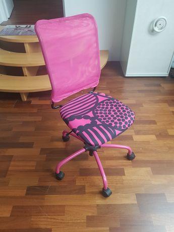 Krzesło biurowe dla dziecka