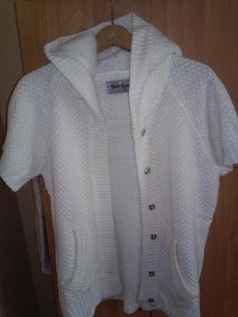 Sweter damski i kamizelka (NOWE)- TANIEJ