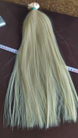 Натуральные волосы 100 грамм 57см