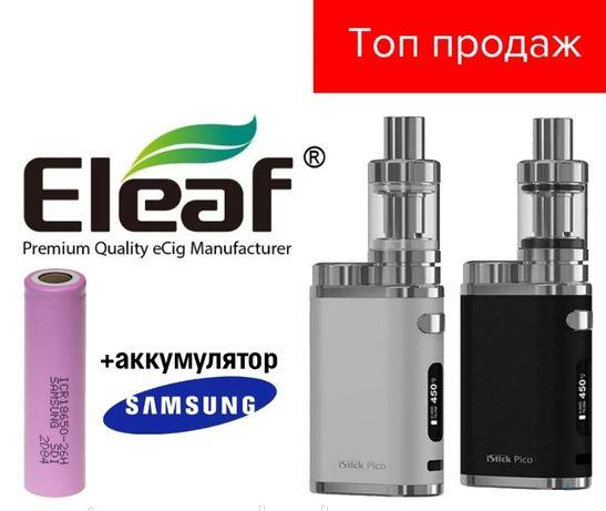 +АКБ Электронная сигарета 75W Pico вейп кальян vape box mod элиф пико