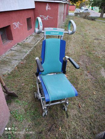 Sprzedam schodołaz kroczący z krzesełkiem firmy Alber
