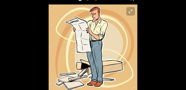 Montaż   mebli regałów