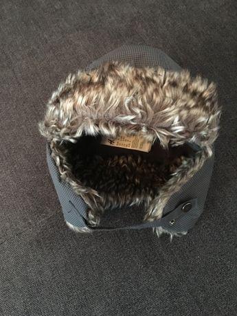 Cieplutka czapka H&M rozmiar 74