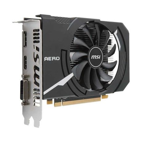 AMD RX 550 2gb MSi