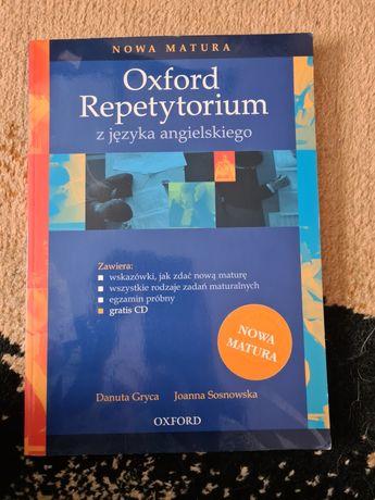 Oxford Repetytorium z języka angielskiego - Gryca, Sosnowska