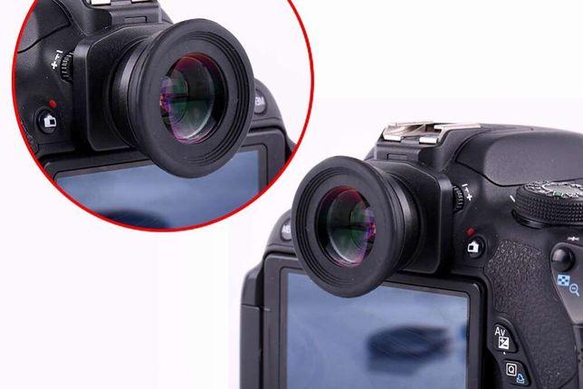 Eyecup magnifier 1.51X
