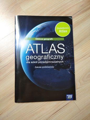 Atlas geograficzny zakres podstawowy nowa era