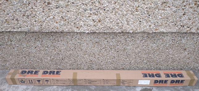 Nowa prawa ościeżnica DRE 70 cm biały mat 3zaw.