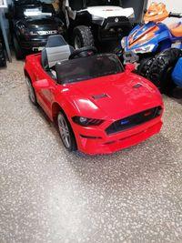 Samochód MUSTANG GT na akumulator dla dzieci Odbiór Wysyłka