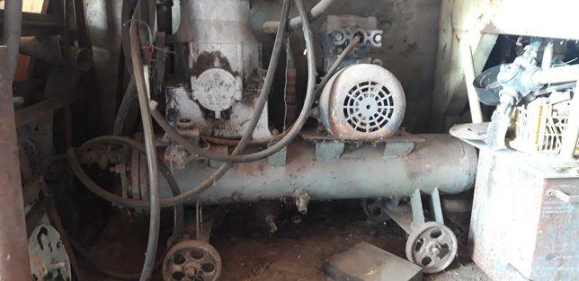 Компрессор У43102