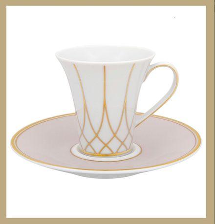 Chávena Café com Pires Terrace VISTA ALEGRE colecção