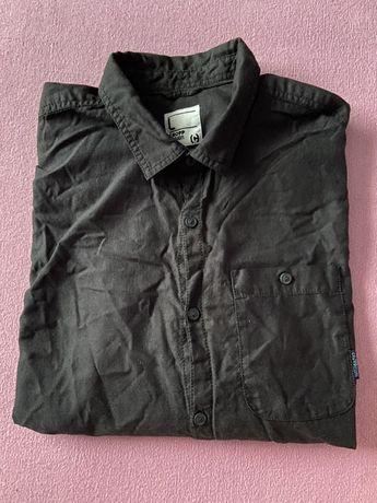 Elegancka Szara męska koszula Cropp L 100% Bawełna