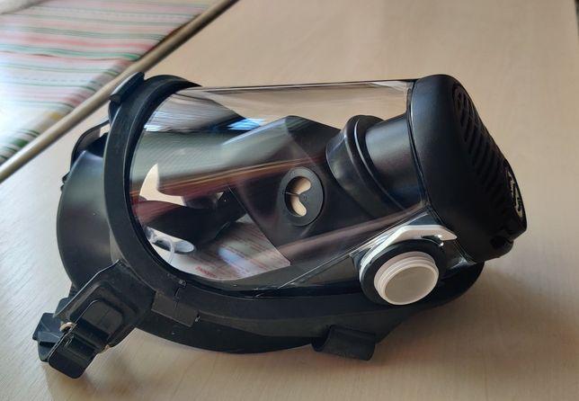 Survivar sperian opti-fit тактический противогаз полнолицевая маска