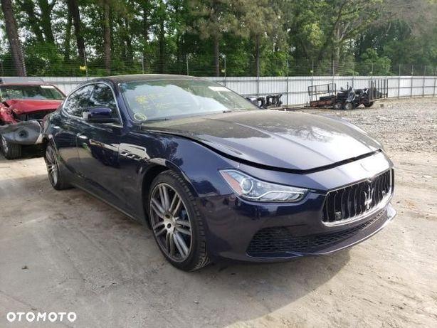 Maserati Ghibli lekko uszkodzony ! niski przebieg wersja S