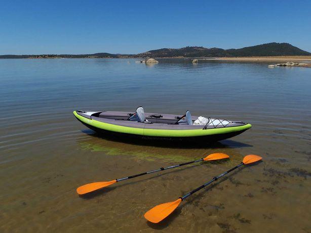 Kayak insuflável