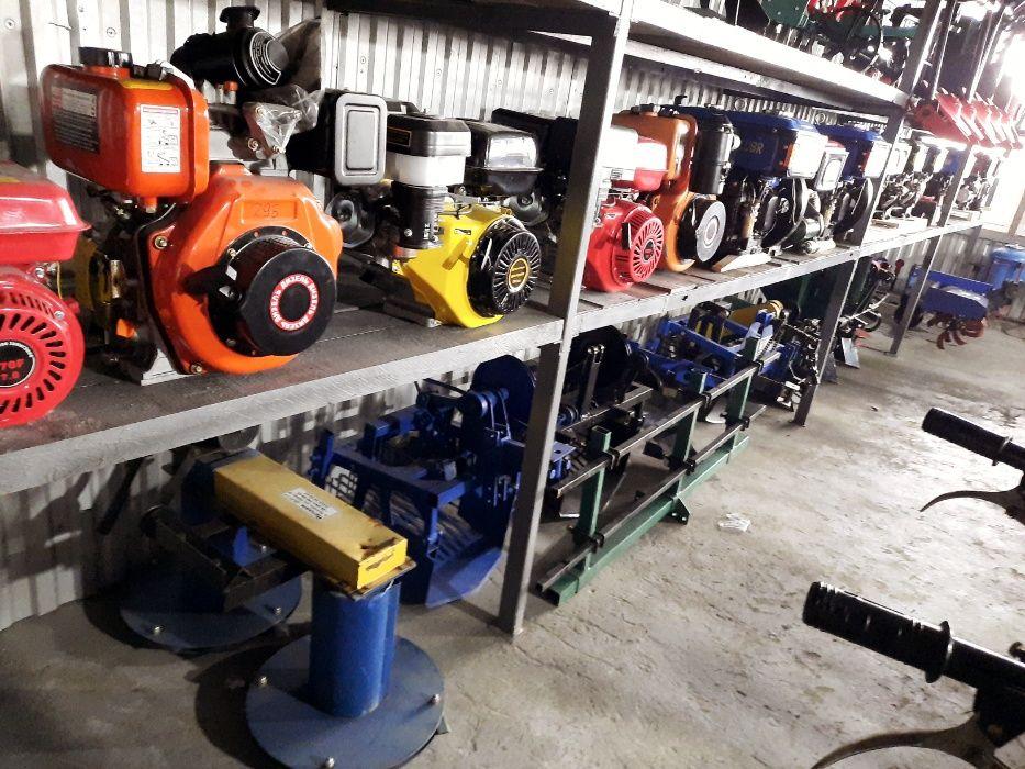 трактор двигуни мотоблочні тракторні Тернополь - изображение 1