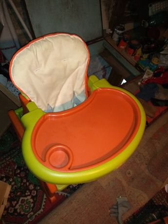 Krzesełko dziecięce do karmienia