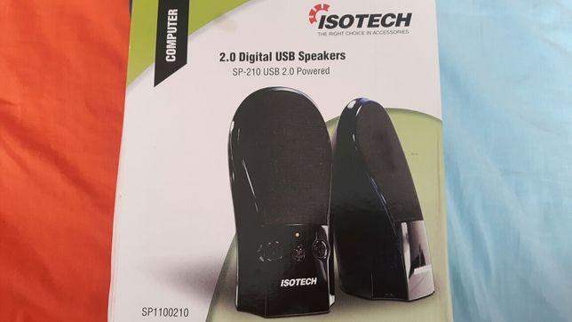 Głośniki do komputera Isotech