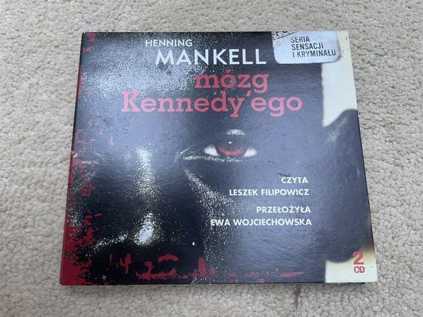 Audiobook Henning Mankell Mózg Kennedy'ego