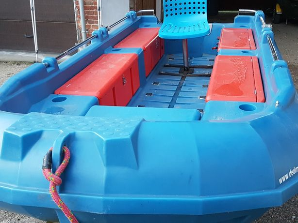 łodzie  łodki z polietylenu niezniszczalne