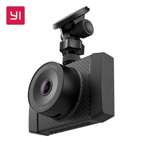 Авто регистратор Xiaomi YI Ultra Dash Camera Black.2.7K, 16Gb. 2 крепл