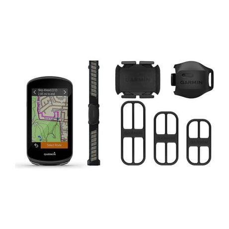 Велокомп Garmin Edge 1030 Plus Bundle Велонавигатор GPS с Картографией