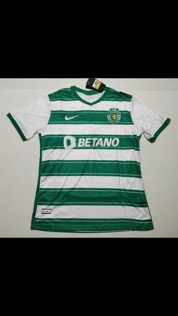 Sporting Camisolas Casacos Fatos Treino E Kits