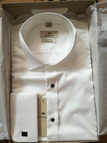 Koszula ślubna męska
