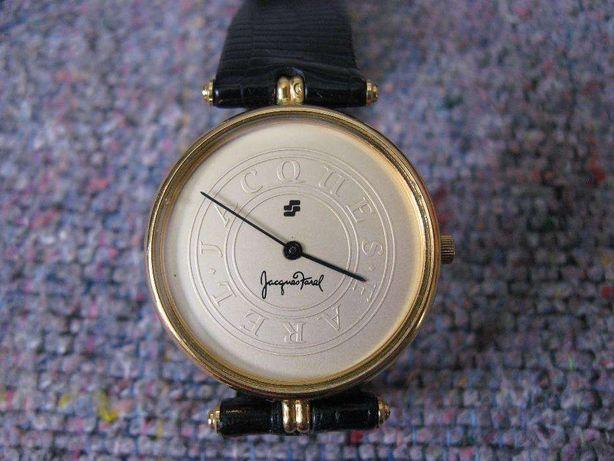 Jacques Farel – relógio suíço. Exclusivo Colecionável Vintage