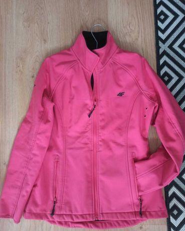 Różowa bluza 4F S/M