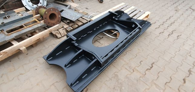 Kareta paleciak 1900 mm nośność 4 tony