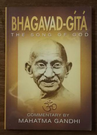 bhagavad-gítá, the song of god, mahatma gandhi