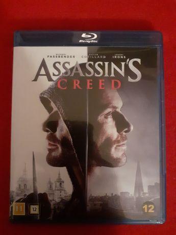Assassin'S CREED film blu-ray