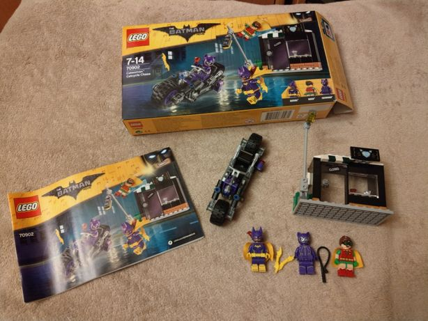 Lego Super heroes batman 70902