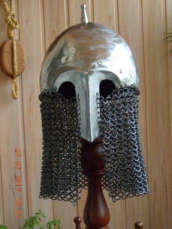 Продам рыцарский шлем славянского типа