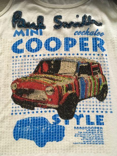 Paul Smith Minicooper koszulka