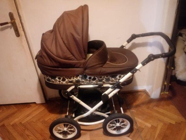 Wózek niemowlęcy 2w1