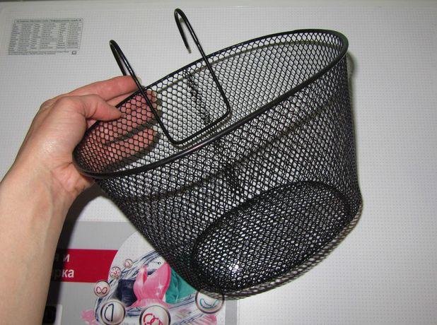 Металлическая корзинка корзина карзина для велосипеда