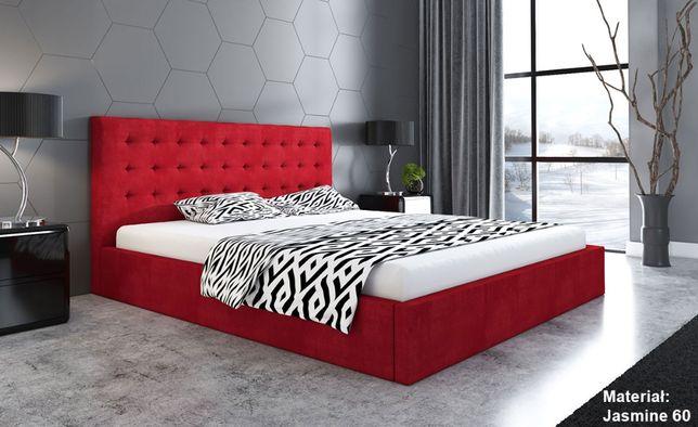 Łóżko tapicerowane slim2 180x200 Stelaż + pojemnik dużo kolorów!