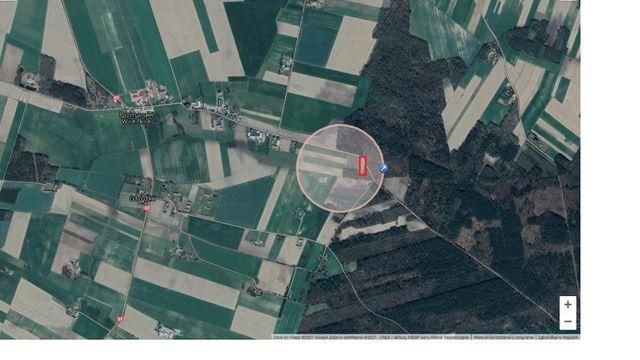 Działka rolno - budowlana 4900 m2
