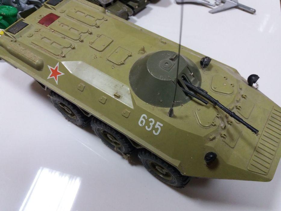 БТР ссср с пультом Артемовск - изображение 1