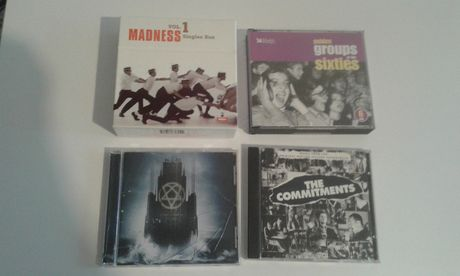 him madness cd