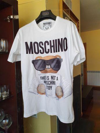 T shirt Moschino milano teddy