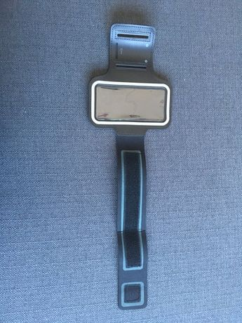 Armband iPhone 5/5s/5c/SE preta