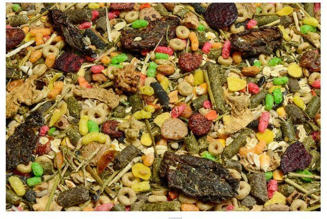 NATURALNY pokarm premium dla GRYZONI MUSLI 30kg