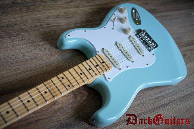 Gitara elektryczna SX Stratocaster VTG Series, nowa + case + setup